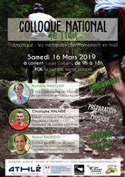 Colloque national Trail à Lorient